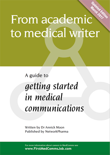 Download a free copy of the latest MedComms Careers Guide