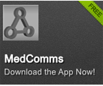 Download the MedComms app