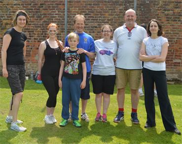 Fifth MedComms Rounders Tournament, July 2015